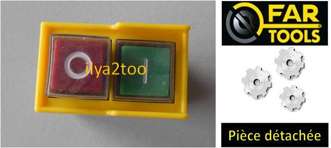 interrupteur m/a pour pls150 fartools (113258) - ilya2too