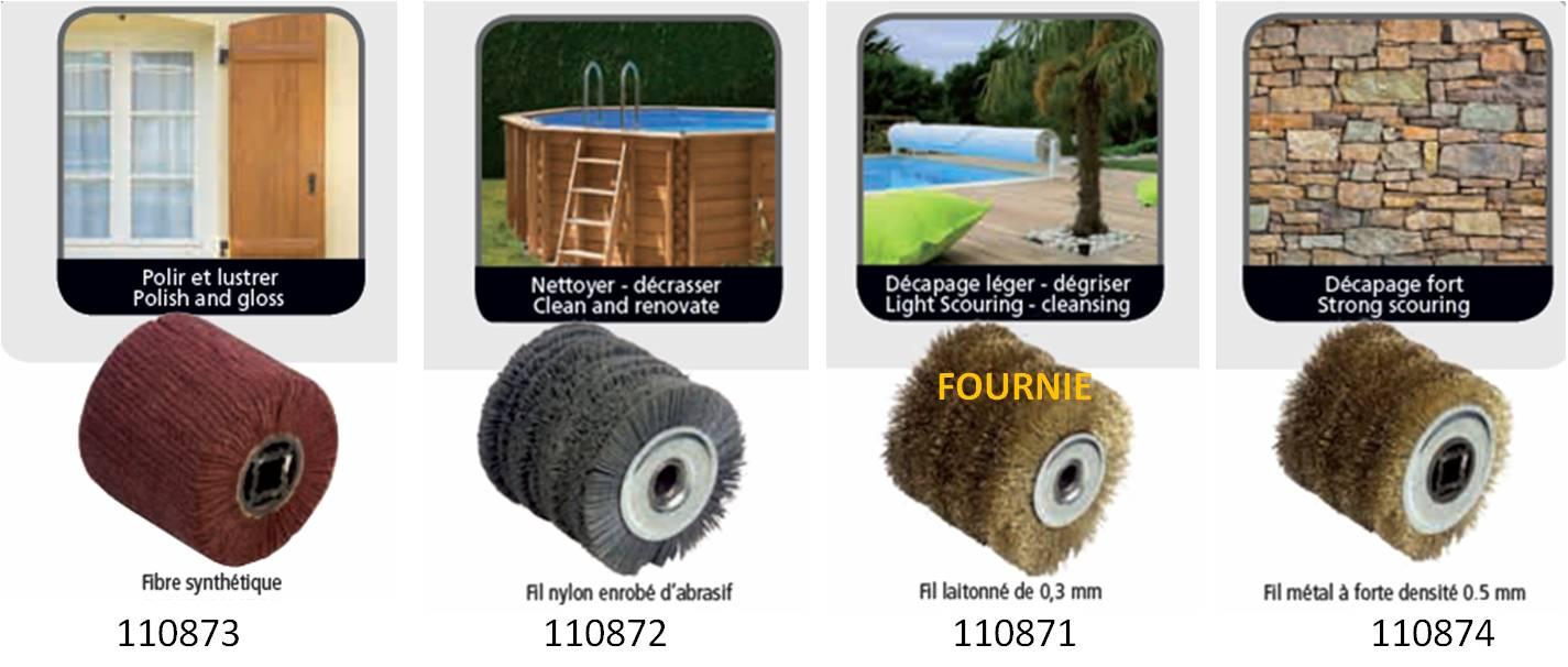 ponceuse d capeuse r novateur ext rieur fartools rex120b 115027 ilya2too. Black Bedroom Furniture Sets. Home Design Ideas
