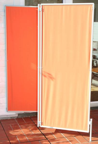 le paravent peddy shield 3 panneaux coloris unis ilya2too. Black Bedroom Furniture Sets. Home Design Ideas
