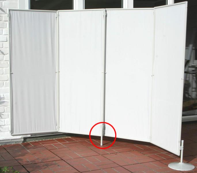 Accessoires pour paravent peddy shield ilya2too - Biombos para jardin ...