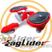 Eaglider - le stepper à roulettes ou swing-skate