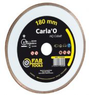"Disque diamant ""Carla\'O  HQ cobalt\"" diametre 180mm (119058)"