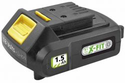 Batterie  tension 18V, 1.5Ah Gamme X-FIT