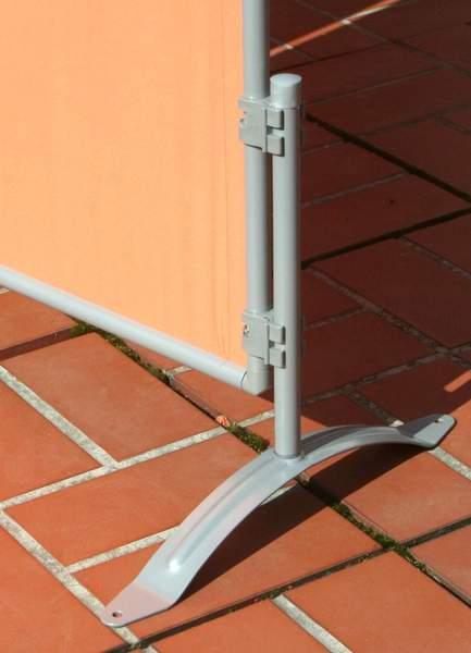pied multi usages pour paravent peddy shield ilya2too. Black Bedroom Furniture Sets. Home Design Ideas