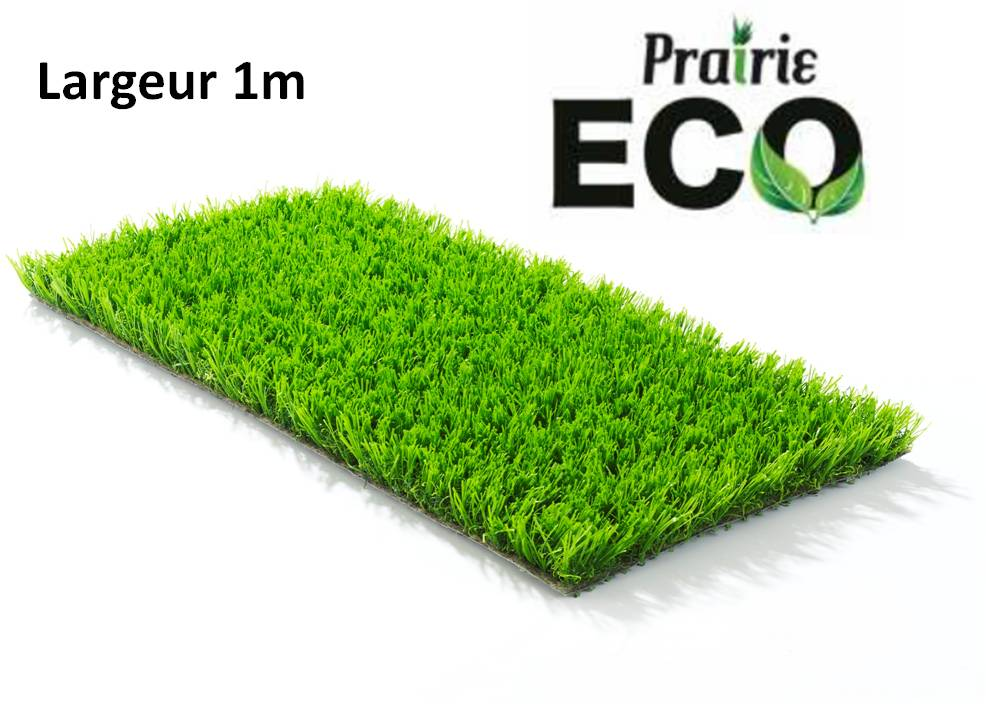 prairie eco gazon synth tique en 1 m x 5m ilya2too. Black Bedroom Furniture Sets. Home Design Ideas